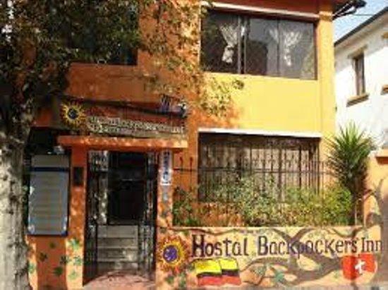 Backpackers' Inn: MI HOSTEL EN QUITO