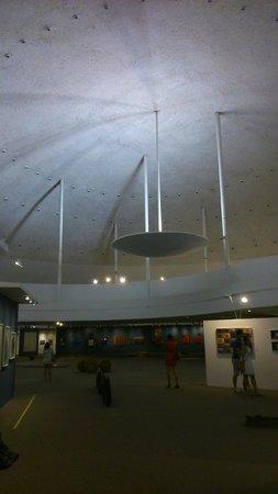 Museu Nacional da Republica: Interno