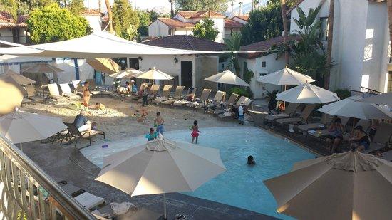 the map picture of omni rancho las palmas resort spa. Black Bedroom Furniture Sets. Home Design Ideas