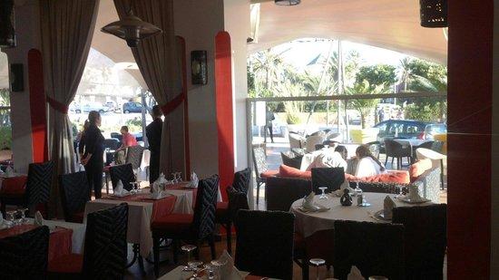 Restaurant Le Tapis Rouge By Little Norway: Très beau cadre