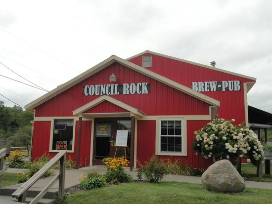 Council Rock Brewery: Not going back