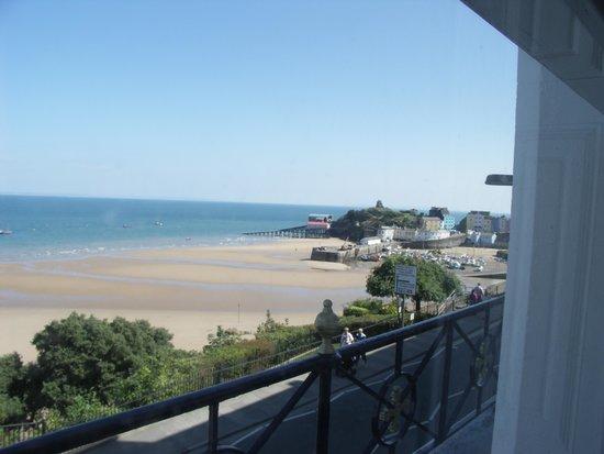 Cliffe-Norton Hotel: Hotel view