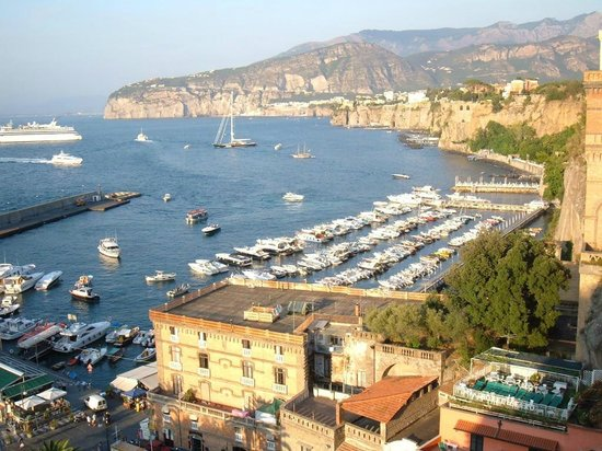Sorrento Shuttle Bus - Day Tours