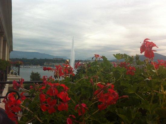 Le Richemond, Geneva Dorchester Collection : Wonderful lake view
