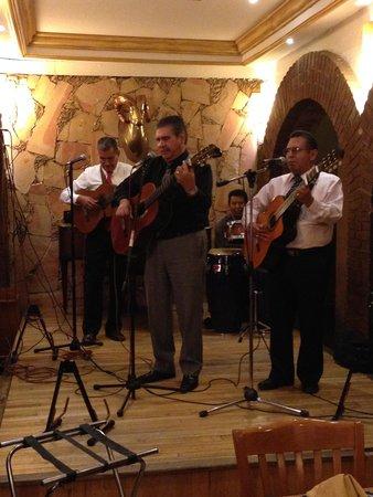 El Meson Principal: These guys were great!