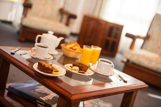 Patagonia Plaza: Desayuno