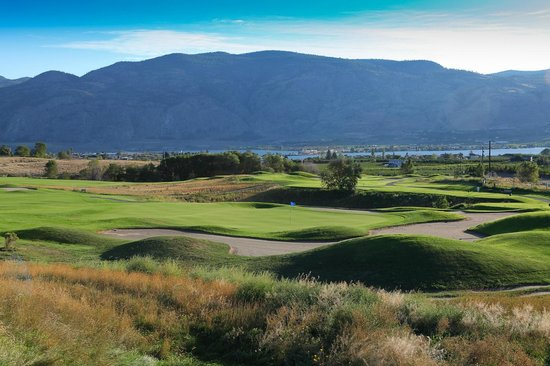 ‪‪Osoyoos Golf Club‬: Back 9 of the Park Meadows‬