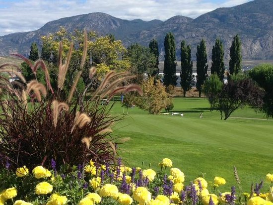 Osoyoos Golf Club: September conditions
