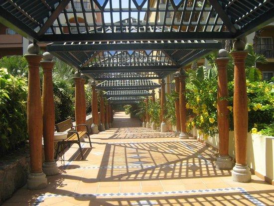 Hotel Cordial Mogan Playa: Hotel grounds