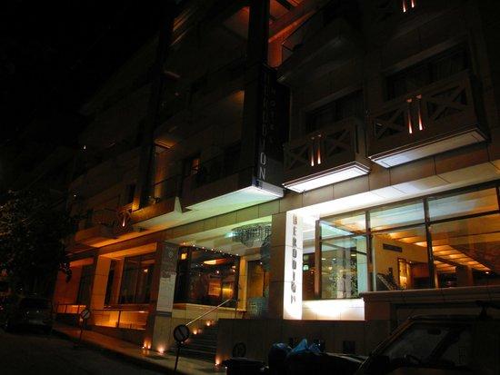 هيروديون أثينا: Hotel Entrance