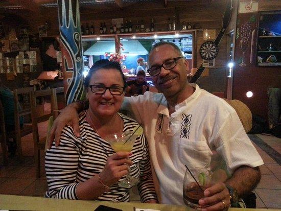 Bocart Restaurant : Fanny y Agustín
