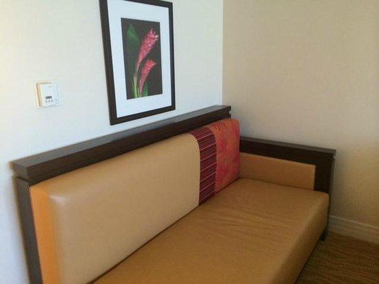 Kaua'i Marriott Resort: Sitting area