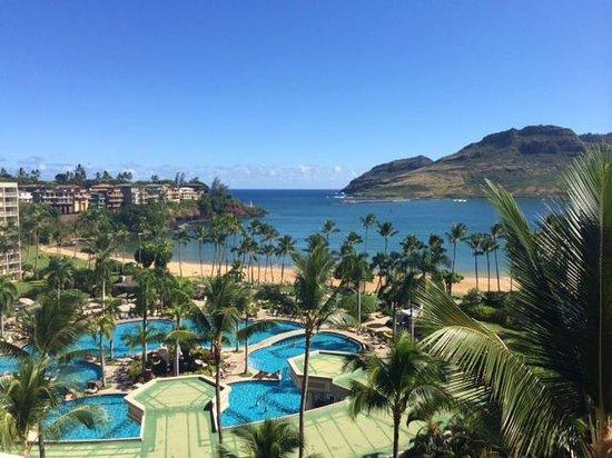 Kaua'i Marriott Resort: view
