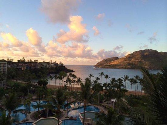 Kaua'i Marriott Resort: Ocean