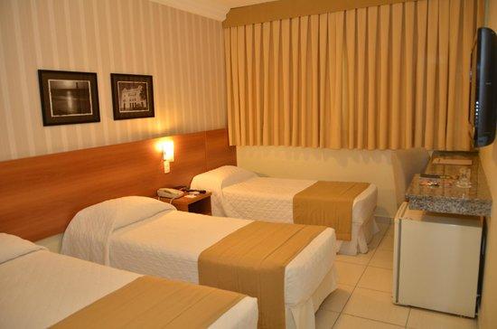 فندق أريتوبا بارك: Apartamento Luxo