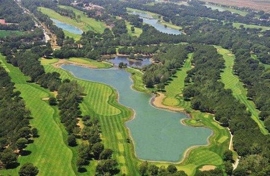Gloria Golf Resort: Gloria golf courses