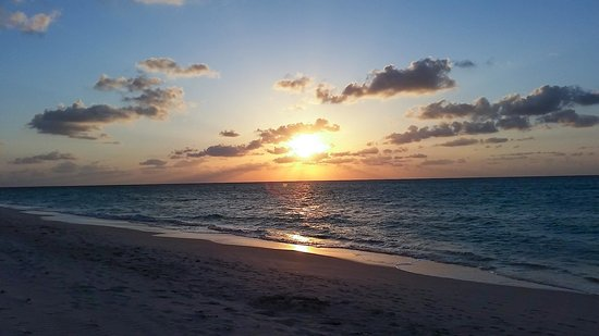 COMO Parrot Cay, Turks and Caicos : beautiful sunset