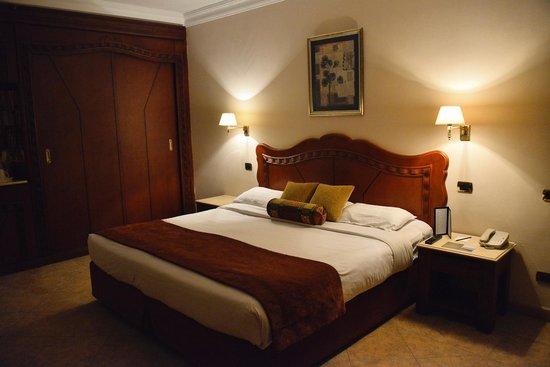 SENTIDO Palm Royale: het bed