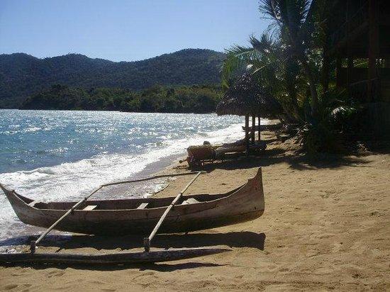 Gîte Guyan: Hotel-Bungalow mit Strandbereich