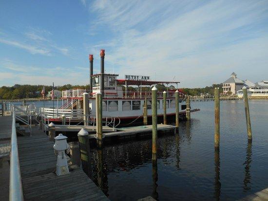 Betsy Ann Riverboat Panama City Beach Florida