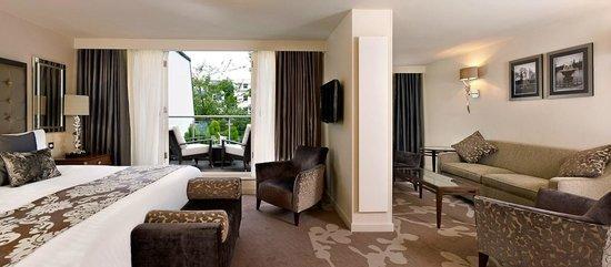 Blakemore Hyde Park: Honeymoon Suite Room