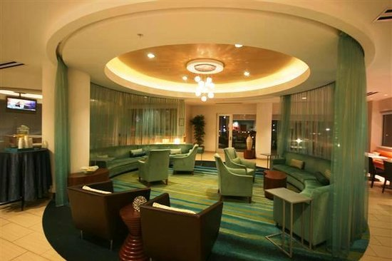 SpringHill Suites Pittsburgh North Shore: Lobby