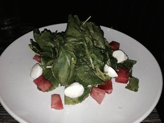 312 Chicago: Watermelon salad