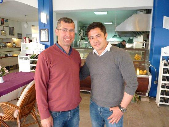 La Villa Restaurant: Great service !