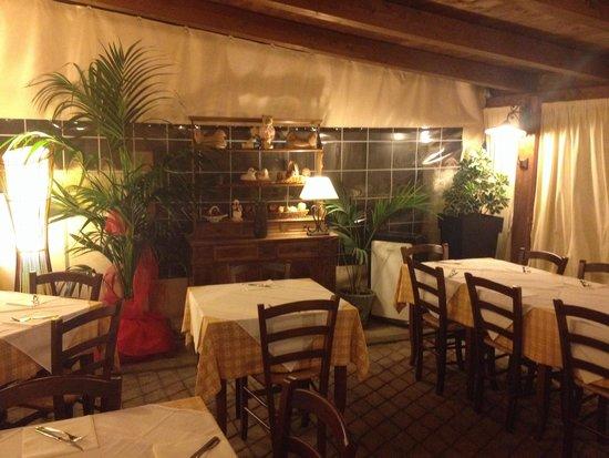 Il Picchio Allegro : Particolare della veranda