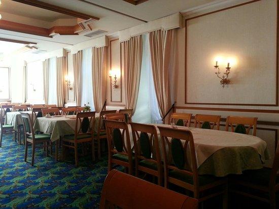 Scherer Hotel: Dining room