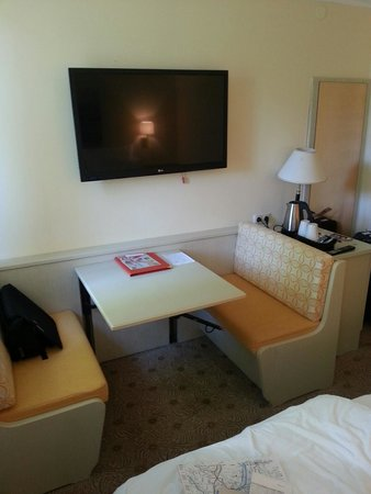 Scherer Hotel: Room