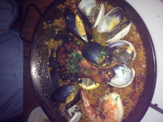 Toro Bravo: Mussels