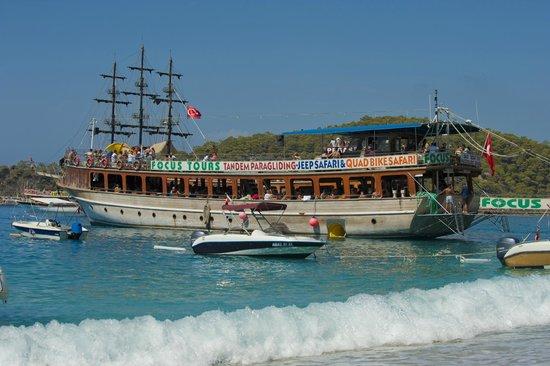 Alize Hotel: Olu Deniz Beach