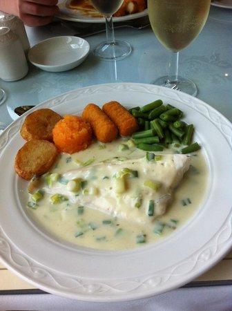Ardgartan Hotel: dinner