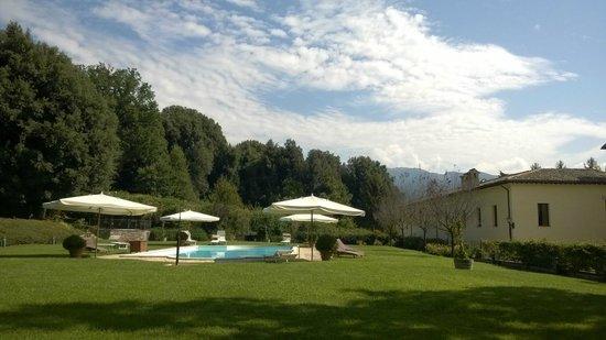 Residenza San Pietro Sopra Le Acque: la piscina