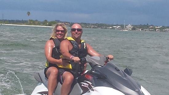 H2O Jet Ski Rentals & Tours of Clearwater Beach: :)
