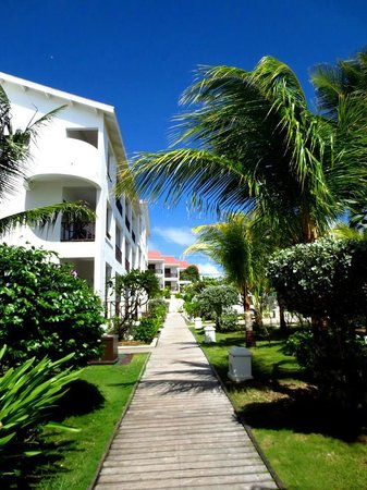 Silver Point Hotel: Hotel and Grounds