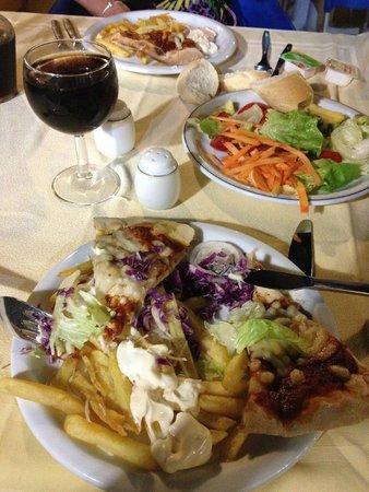 إيبيروستار شيش خان: Lovely food
