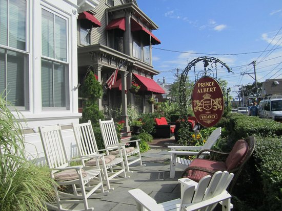 Prince Albert Guest House: Provincetown Perfection