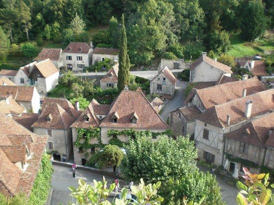 Auberge du Sombral : Het dorp