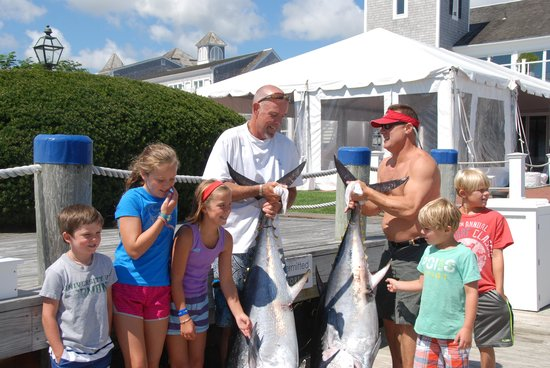 Wee Packet: Fishing Cape Cod