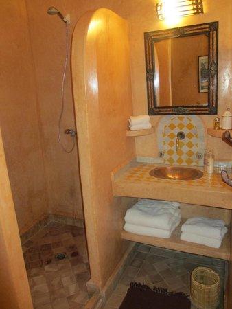 Riad Zelaka: notre salle de bain