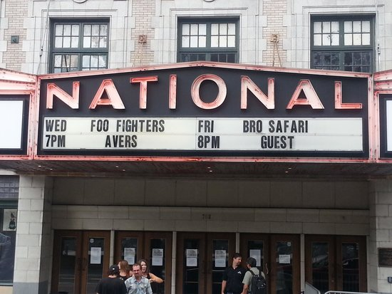 The National: what a show!