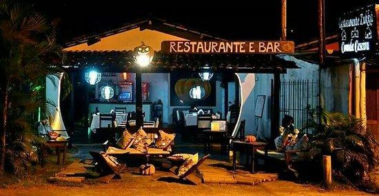 Restaurante e bar zukka lindo espaço