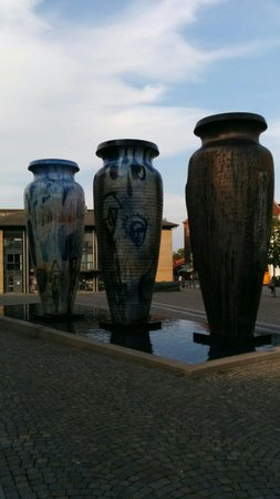 Roskildekrukkerne : Nice place
