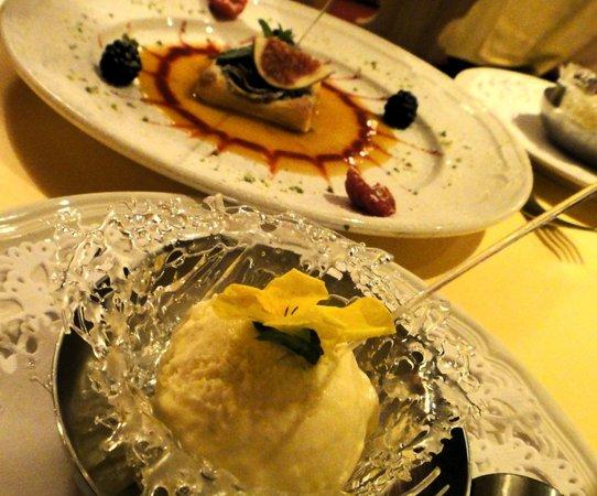 La Calèche : Dessert