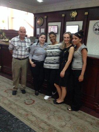 The Byzantium Hotel & Suites : 25/08/2014 best hotel + service ever.