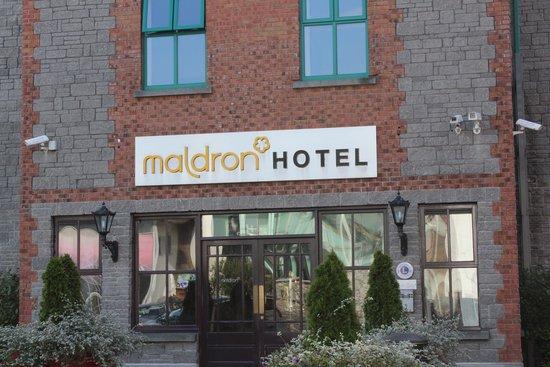 Maldron Hotel Galway: Entrance