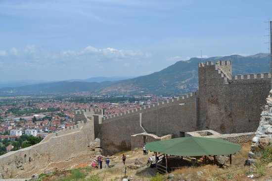 Tsar Samuel's Fortress