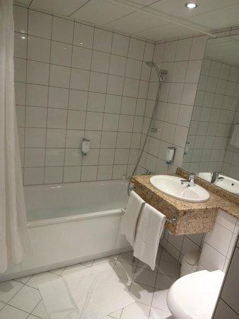 NH Erlangen: Banheiro